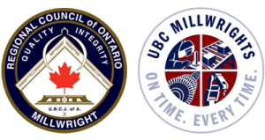 UBC Millwrights and Regional Council of Ontario Millwright