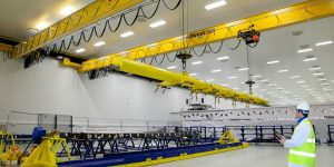 Overhead Crane Training, Windsor, Ontario