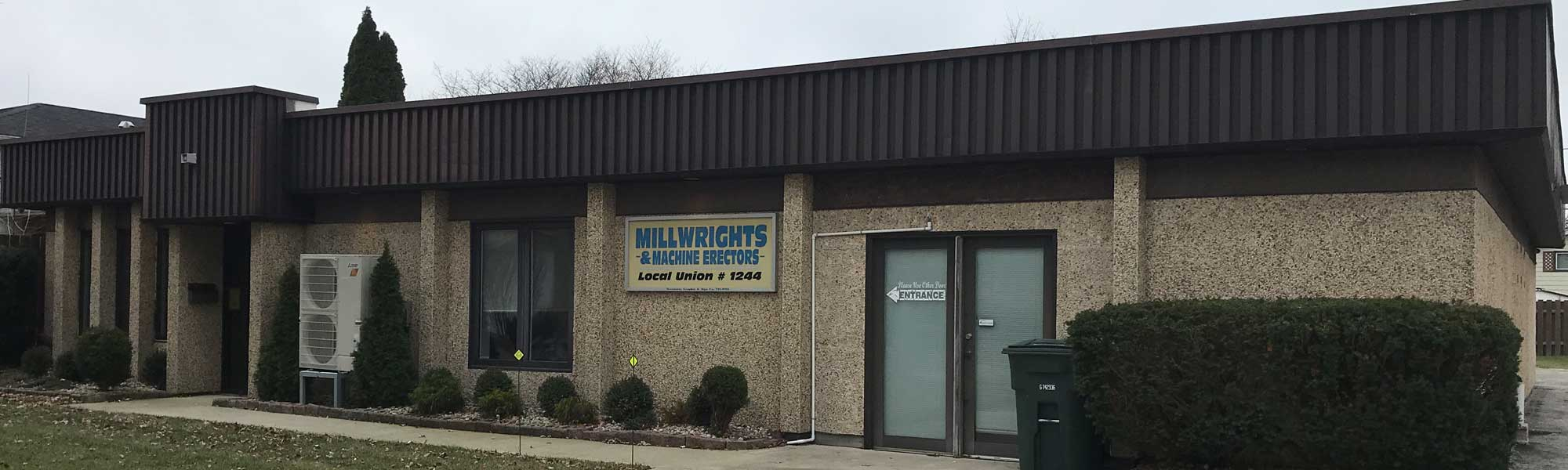 Contact Millwright Local 1244